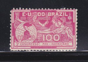 Brazil 172 MH Pan American Congress