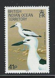 British Indian Ocean Territory mnh sc 99