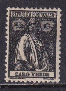 Cape Verde (1914-26) #145 (3) MH