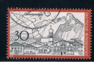 Germany 1049 Used Oberammoroau (GI0319P86)+