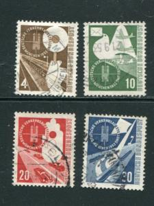 Germany #698-701  Used  VF - LPS