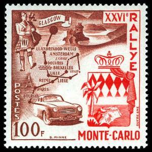 MONACO 365  Mint (ID # 74187)