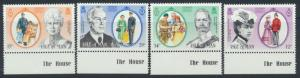 Isle of Man - SG 296-299  SC# 282-290  MUH  Soldiers Sailors Airmen