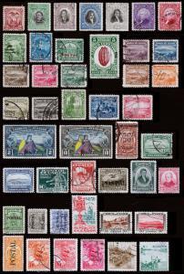 Ecuador Scott 13 // 694 (1881-1963) Used/Mint H F-VF, CV $22.75 B