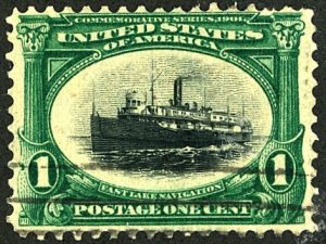 U.S. #294 Used