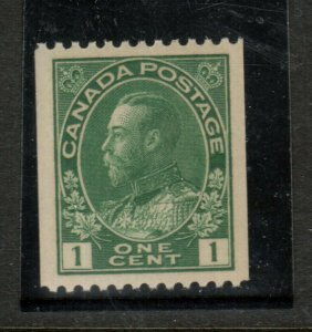 Canada #131ii Extra Fine Never Hinged Gem