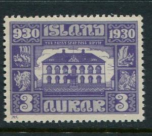 Iceland #152 MNH