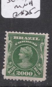 Brazil SC 186 MNH (7dif)