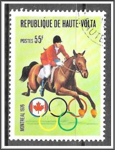 Upper Volta #391 Montreal Olympics CTO