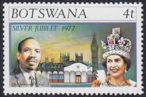 Botswana 1977 SG391 MNG