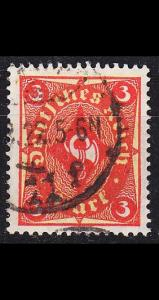 GERMANY REICH [1921] MiNr 0172 ( O/used ) [03]