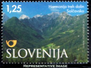 Slovenia Scott 937 Mint never hinged.