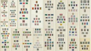 LIECHTENSTEIN 1962/80 Lindner Album MNH Collection(Appx 250)ALB1024