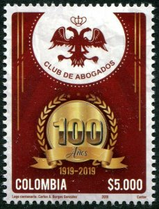 HERRICKSTAMP NEW ISSUES COLOMBIA Lawyers Assoc.