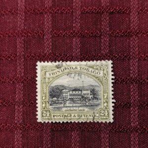 Trinidad & Tobago 40a, F-VF, CV $16