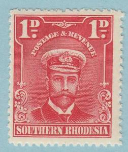 SOUTHERN RHODESIA 2  MINT HINGED OG * NO FAULTS VERY FINE !
