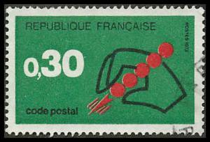 France 1345 Used VF