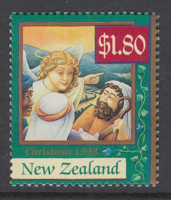 New Zealand 1537 MNH VF