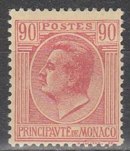 Monaco #83 F-VF Unused  (S7036)