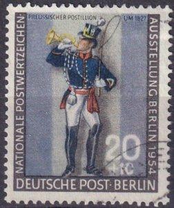 Germany #9NB12  F-VF Used CV $30.00 (Z4010)
