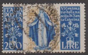 Italy Sc#C128 Used