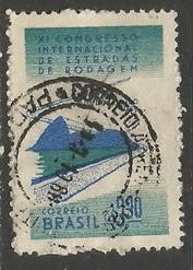 BRAZIL 895 VFU O347-5