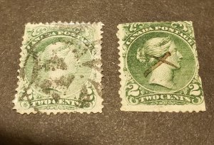 CANADA #24 X2 USED REPAIRED,FAULTS CV $$285.00