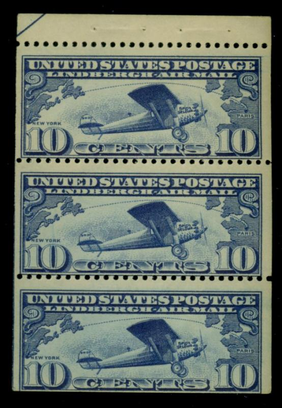 C10a MINT F-VF OG NH Cat$115