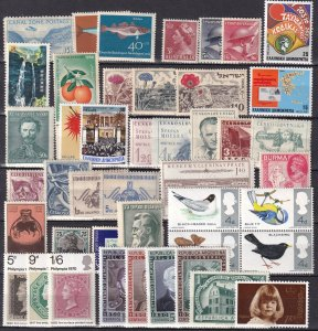 Worldwide  Lot-  Mint Never Hinged  (Z4358)