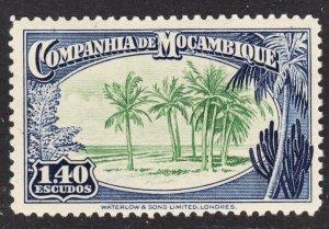 Mozambique Company Scott 189 VF mint OG NH.