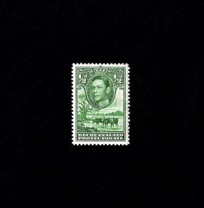 BECHUANALAND - 1938 - KG VI - CATTLE & BAOBAB TREE - # 124 - MINT - MNH SINGLE!