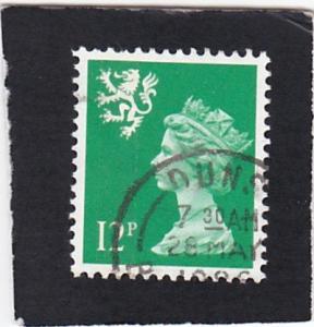 Great Britain  Scotland  #  SMH 18   used