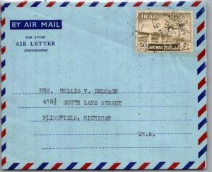Iraq, Air Letters