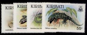 KIRIBATI QEII SG261-264, complete set, NH MINT.