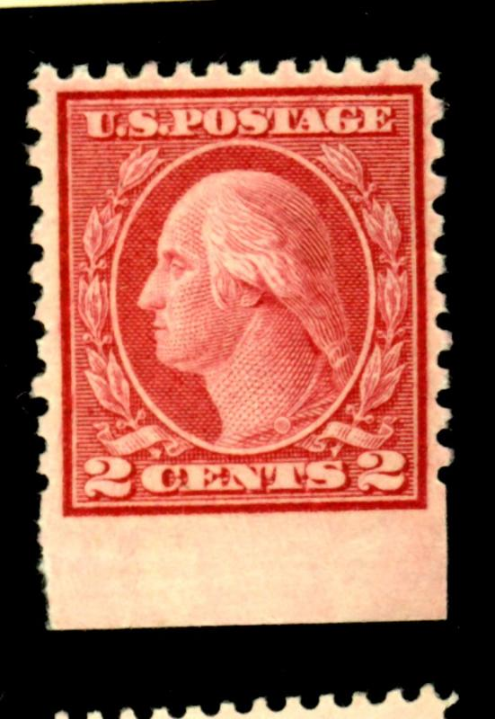 540 MINT Imperf Bottom F-VF OG VLH Cat$12+