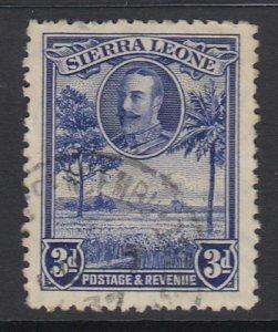 SIERRA LEONE, Scott 144, used