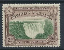 Southern Rhodesia SG 29 Mint never hinged