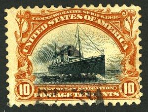 U.S. #299 USED