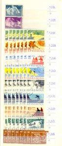 Romania Accumulation MNH/Used CV$1500.00 1948-70 On Stockbook