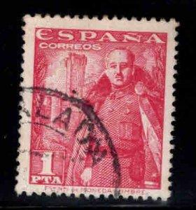 Spain Scott 768 Used Stamp