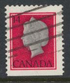 Canada SG 868b  used perf 12 x 12½