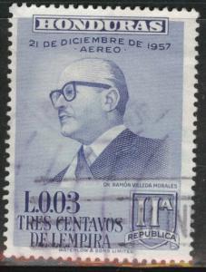 Honduras  Scott C303 Used airmail stamp