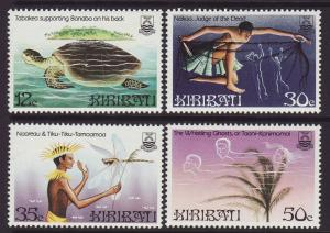 1984 Kiribati Folklore Set U/M