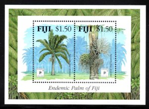 Fiji # 712a-b ~ Souvenir Sheet ~ Mint, NH