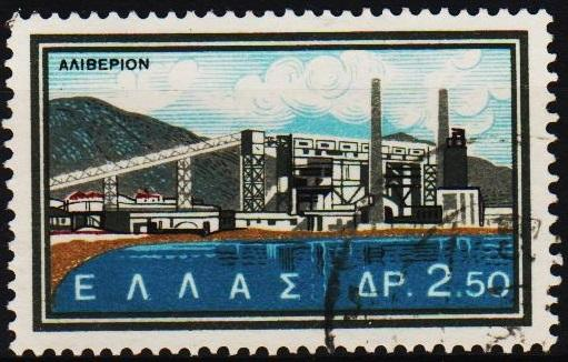 Greece. 1962 2d50 S.G.891  Fine Used