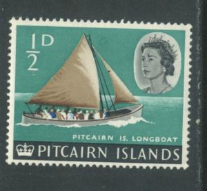 Pitcairn Islands 39  MNH