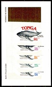 1977 Tonga Scott # 407-411, C224-8, CO126-8 MINT NEVER HINGED   Scott $ 87.25
