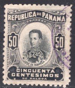 PANAMA SCOTT 193