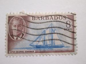 Bardados #221 used