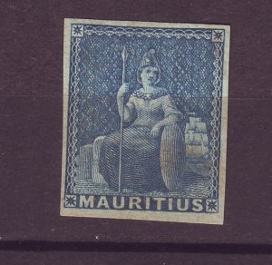 J25504 JLstamps 1849-58  mauritius mng/used ? #8 britannia